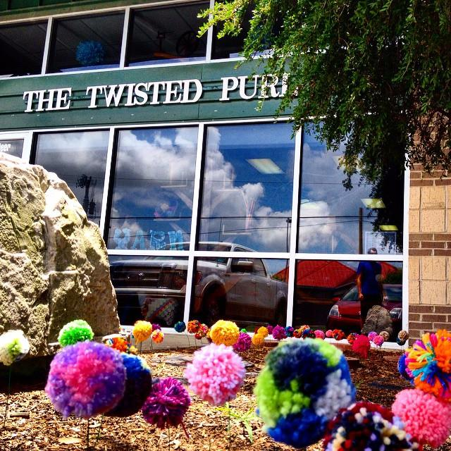The Twisted Purl Yarn Shop