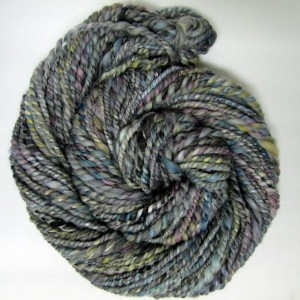Handspun from Carded Batt