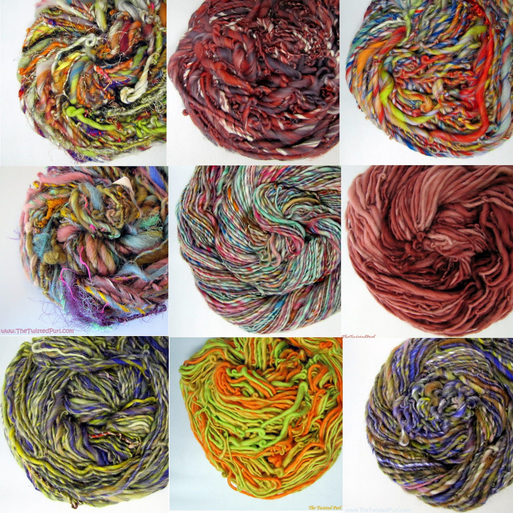Crocheting Yarn For Sale : Preview of Yarn for Sale at Knit & Crochet Show in Minneapolis ...