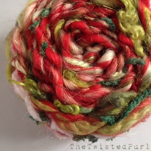 Christmas Handmade Yarn for Ornaments at Dazzle Daze