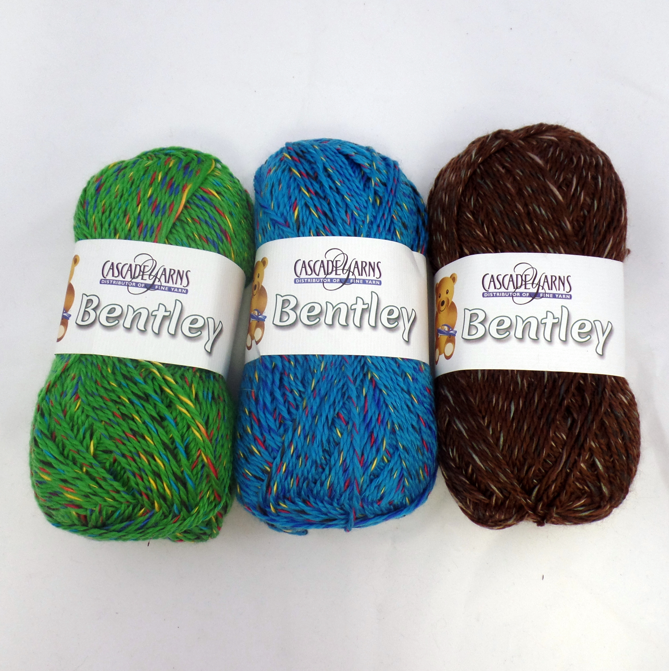 Cascade Yarn Bentley - Twisted Purl