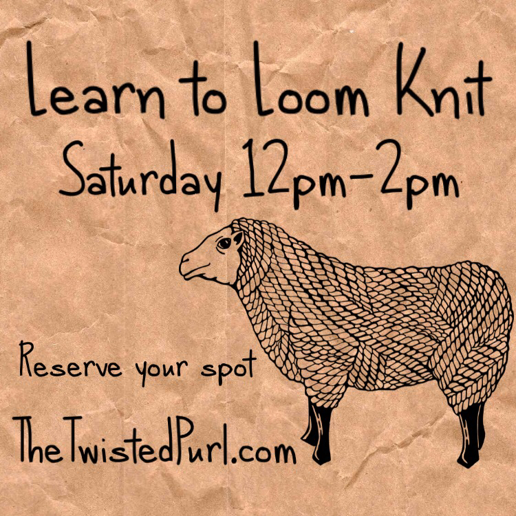 Learn to Loom Knit
