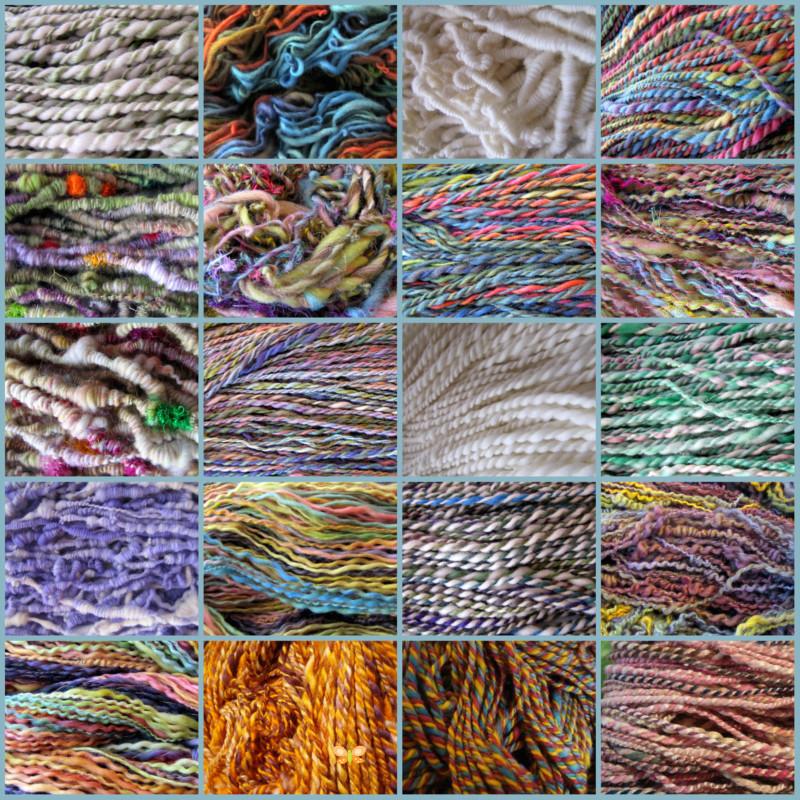 Виды ниток для вязания фото и названия