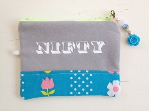 Nifty Bag from ShopMakeandMingle on Etsy