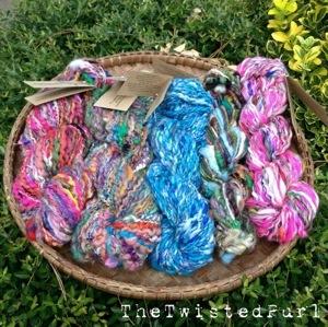 Handmade Yarn by TheTwistedPurl