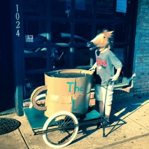 Horsehead with The Locals Coffee Cart Conway Arkansas