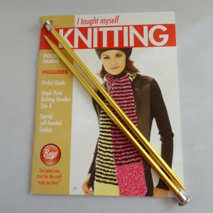 Win this kit to teach yourself how to knit.