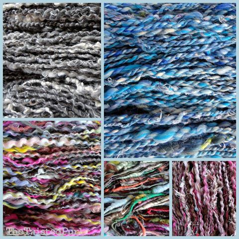Yarn by The Twisted Purl