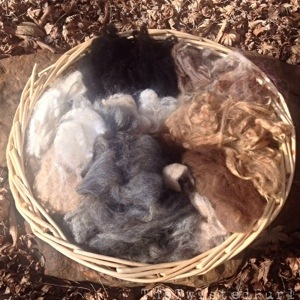 All Natural Alpaca Variety Colors