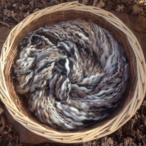 All Natural Aplaca Handspun Yarn