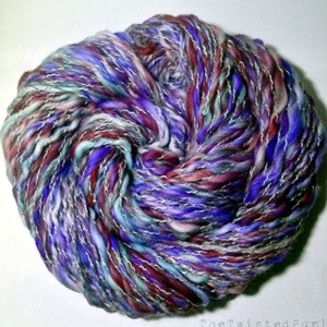 Handspun Yarn by The Twisted Purl