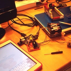 Raspberry Pi set up
