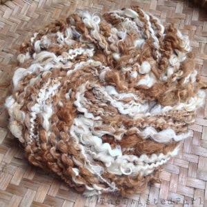 Handspun Suri Alpaca Yarn