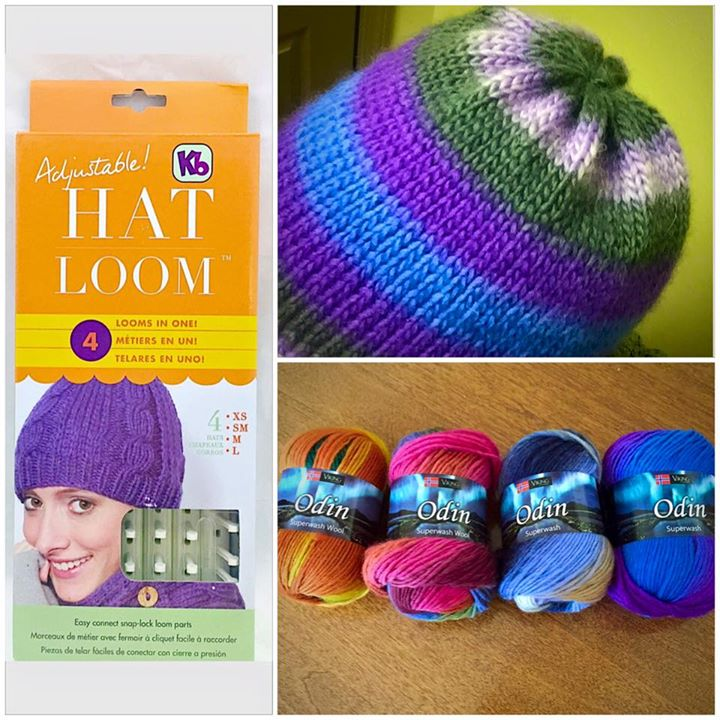 Intro to Loom Knitting pic