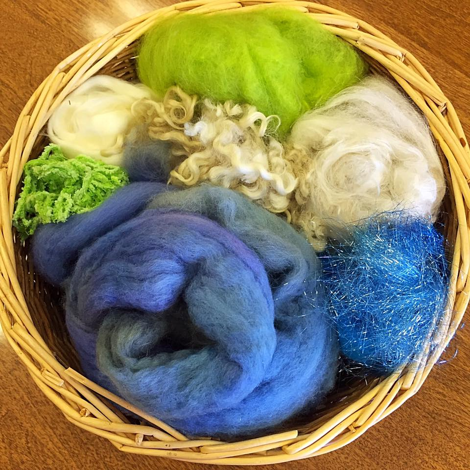 Basket of Fluff March 2016
