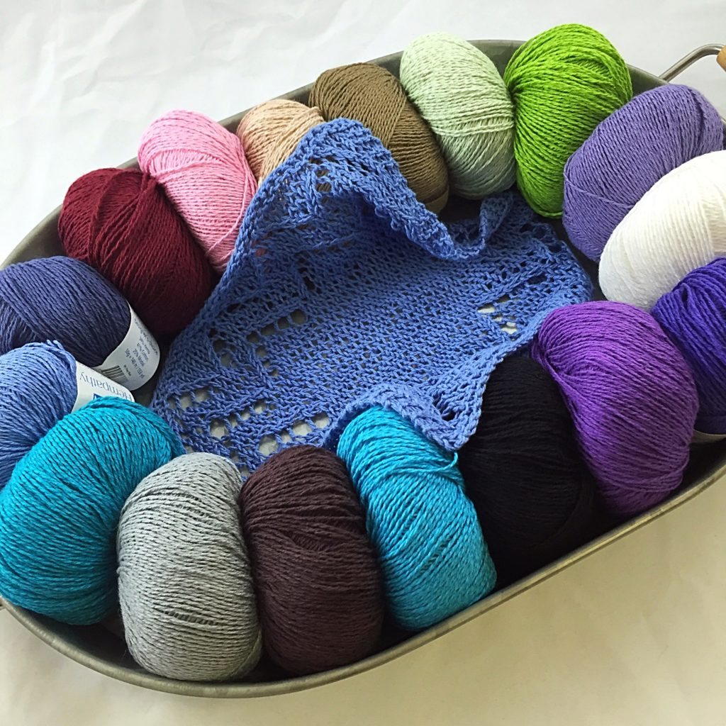 Hempathy Yarn Colors
