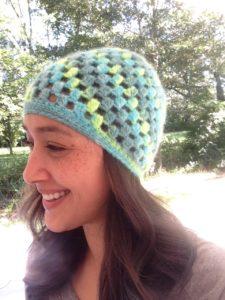 Poosh Crochet Hat